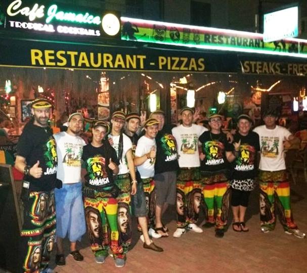 Jamaika Bar& Restaurant Ca'n Picafort